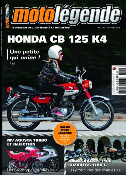 MOTO LEGENDE 307
