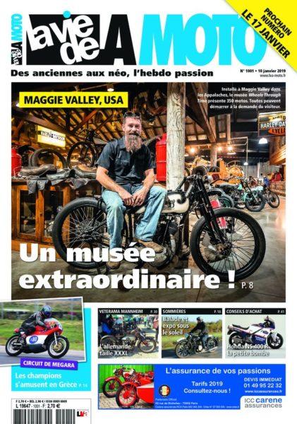 La Vie de La Moto 1001