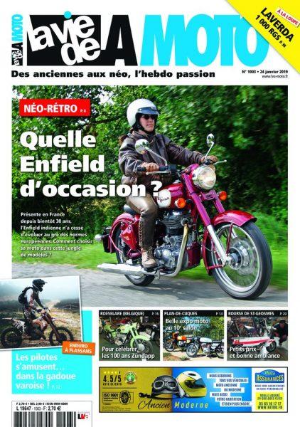 La Vie de La Moto 1003