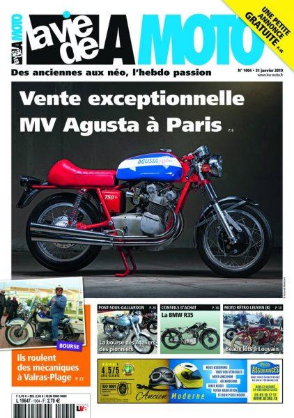 La Vie de La Moto 1004