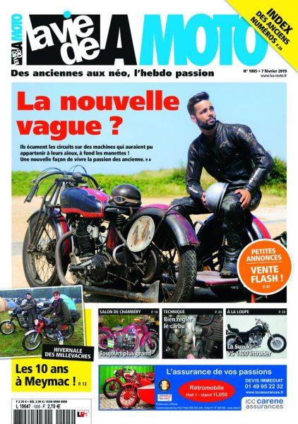 La Vie de La Moto 1005