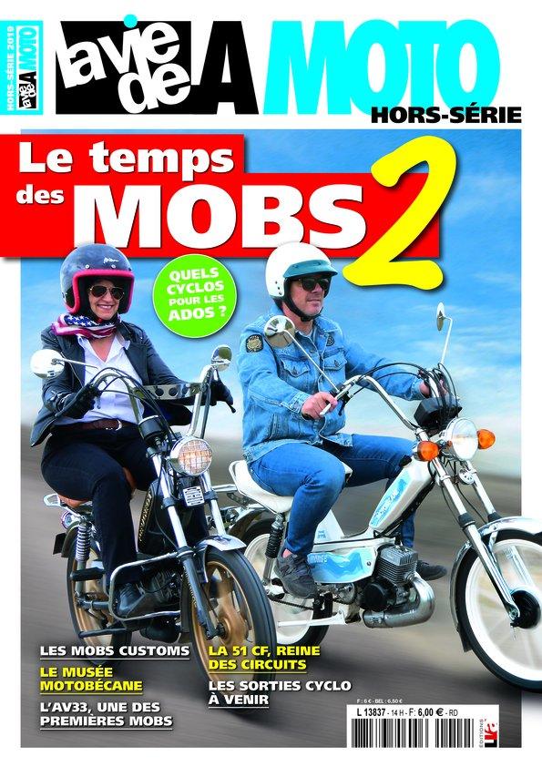 Le temps des MOBS 2, le nouveau hors-série de La Vie de la Moto.