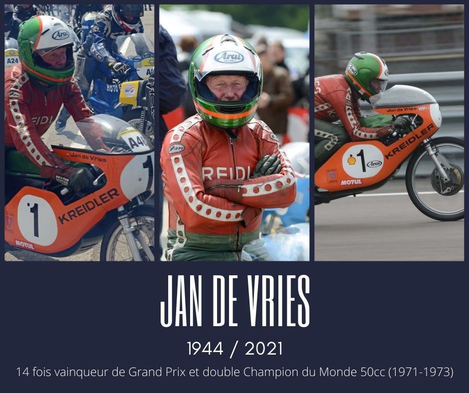 Départ / Jan de Vries (1944/2021)